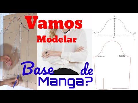 molde-base-manga-simples-comprida-e-curta!-#molde