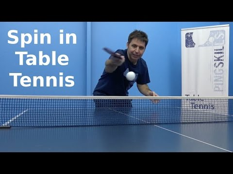 Spin in Table Tennis #271 | PingSkills