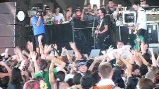 "sum 41 ""fat lip"" warped tour phoenix 2010"