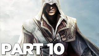 EZIO'S OUTFIT in ASSASSIN'S CREED 3 REMASTERED Walkthrough Gameplay Part 10 (AC3)
