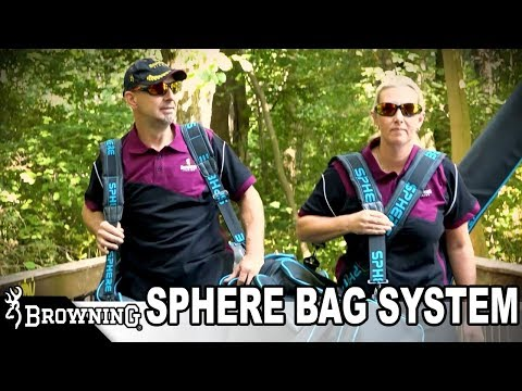 SPHERE BAG SYSTEM - High End Fishing Bags By Browning