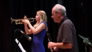 Hotter than that - Bria Skonberg Swing Band