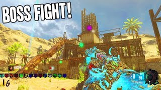 RUST CUSTOM ZOMBIES w/ HUGE BOSS FIGHT!