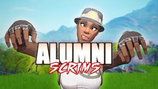 Viewer Scrims ! (Receive A Prize If You Win  ! ) Fortnite Live PS4  #100Thieves #AlumniScrims