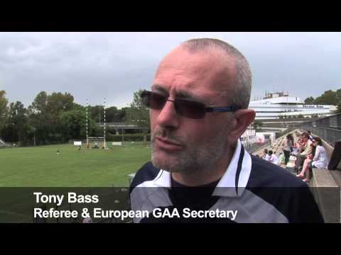 Gaelic Games takes over Rome