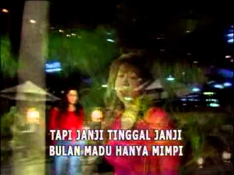 DINGIN - ENDANG S. TAURINA - [Karaoke Video]