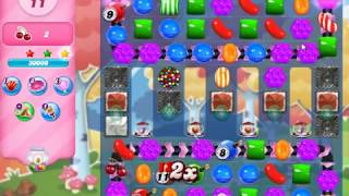 Candy Crush 3172 3 star booster strategy! Cookie Cinema