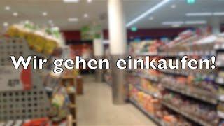 �������� ���� Немецкий язык. Wir gehen einkaufen! Deutsch A1. Включаем немецкие субтитры. ������