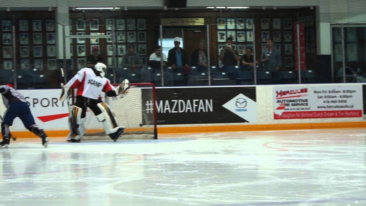 Watch Jordan Subban Scores Creative Shootout Goal On Brother