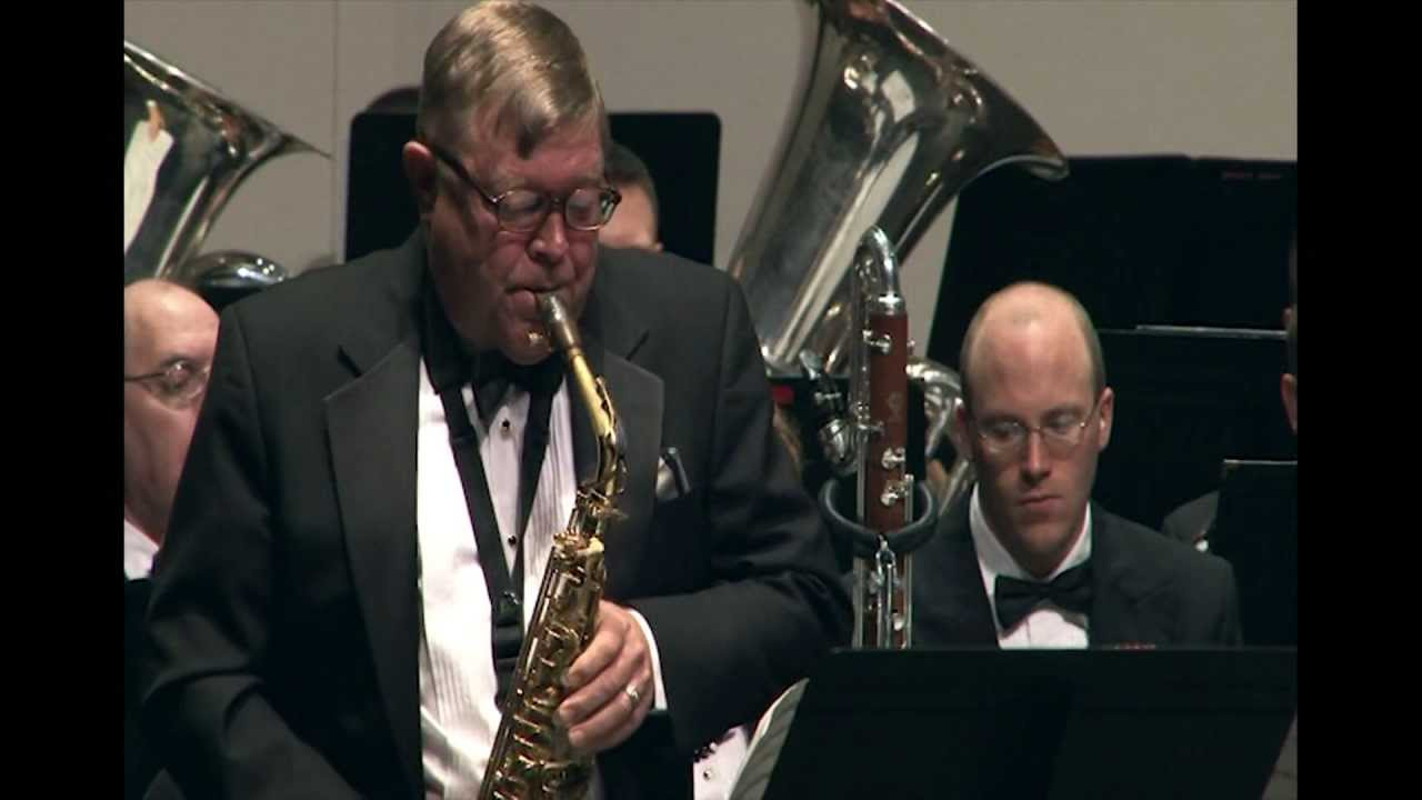 Concerto for Alto Saxophone (Band) - Sleeper