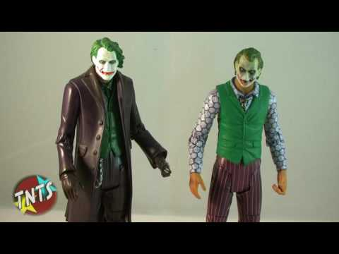 the dark knight movie masters jail cell joker figure