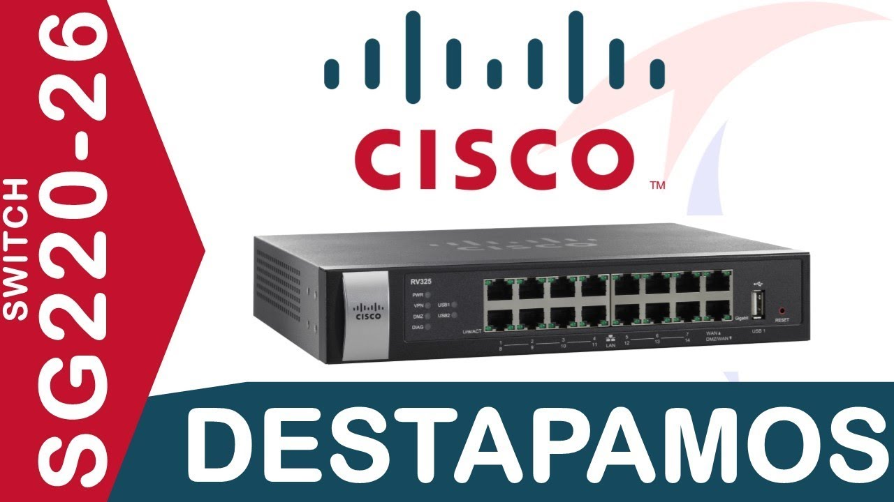 Cisco Rv325