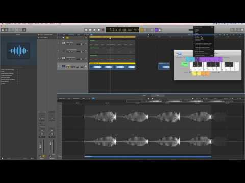 House music / beat 1(a) - Logic Pro X
