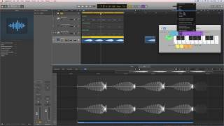 House music / beat 1(a) - Logic Pro X
