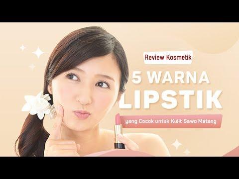5-rekomendasi-warna-lipstik-yang-cocok-untuk-kulit-sawo-matang