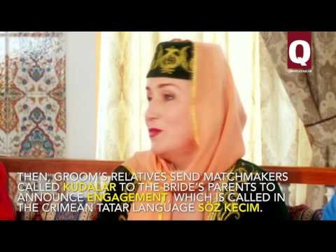 The wedding words Nishan, Nikyah, Toy, or how the Crimean Tatar wedding is being celebrated
