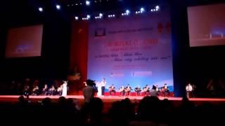 [THPT Nguyễn Siêu] Hòa tấu guitar - Lễ khai giảng