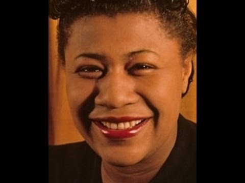 Ella Fitzgerald - Until the Real Thing Comes Along. with (Ellis Larkins)