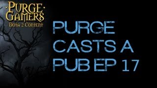 Purge casts a pub Ep. 17