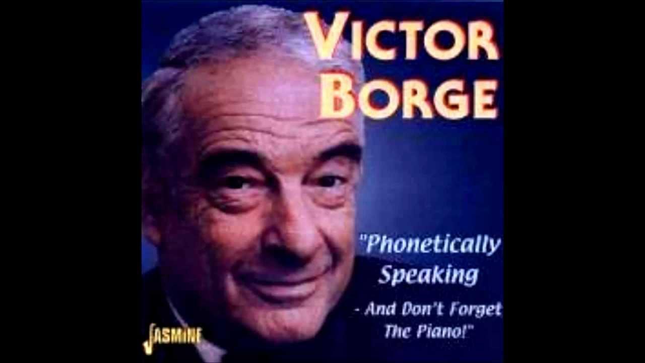 victor borge inflationary language script