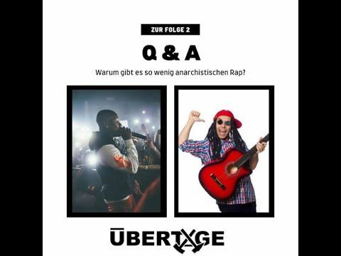 Download Q & A zur 2 Folge: Warum gibt es so wenig anarchistischen Rap?