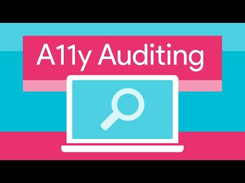 How I do an accessibility check -- A11ycasts #11