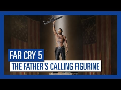 Far Cry 5 – The Father's Calling figurine - Launch Trailer