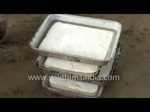 Процес виготовлення каучукових листів із соку фікуса каучуконосного