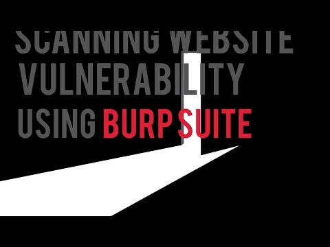 How To Scan Vulnerability in Website Using Burp Suite