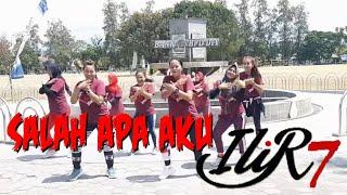 Download Lagu Salah Apa Aku by ILIR 7 koplo Zumba Fitness Cover by SS Puspita Wates MP3