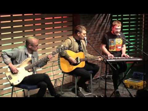 Cold War Kids - First [Live In The Sound Lounge]