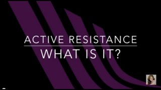What Is Active Resistance? | Finding Your AR Points