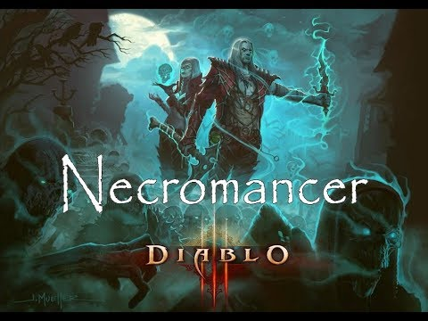 Diablo III: Eternal Collection Necromancer (PS4) Part 1