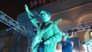 "Mike Shinoda - ""Watching As I Fall"" / ""Castle Of Glass"" with Joe Hahn (Live @ Identity LA 5/12/2018)"
