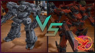 Armored Core 3 Silent Line - Starter AC VS Carom