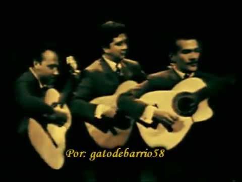 """Los tres caballeros  """"La barca"""" (1964)"""