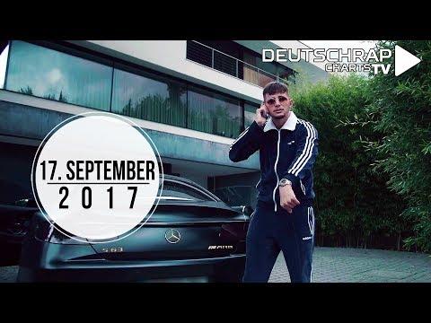 TOP 20 Deutschrap CHARTS | 17. September 2017