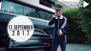 TOP 20 Deutschrap CHARTS | 17. September 2017