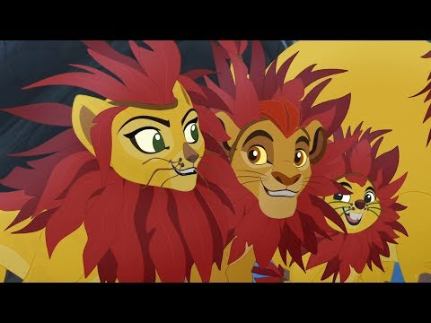 The Lion Guard: May There Be Peace song with lyrics  The Ukumbusho Tradition