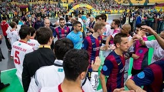 Highlights Final Uefa Futsal Cup: Kairat-FC Barcelona (3-2)