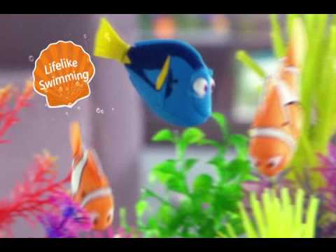 Finding Dory Robo Fish Toy Pets At B&M Stores