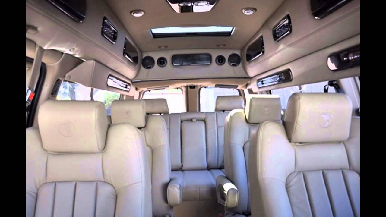 2016 GMC Savana Passenger Van Detail - YouTube