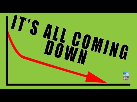 Yield Curve, Baltic Dry Index, & Volatility All Crashing DOWN! What's UP?