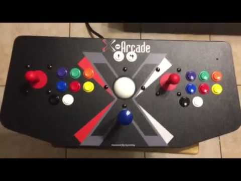 MAME Spinner/360 Degree Wheel Games with TurboTwist 2 - 1/6