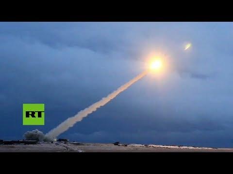 Putin presenta un misil de crucero de alcance ilimitado con sistema energético nuclear
