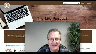 Litecoin News: The Lite Podcast