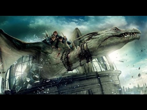 Download HP7 Gringotts and Dragon Escape