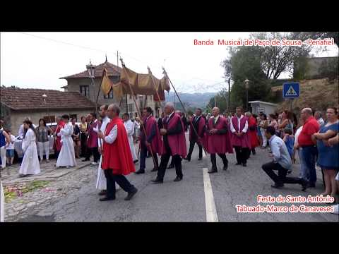 Festa de Santo António - Tabuado - Marco de Canaveses