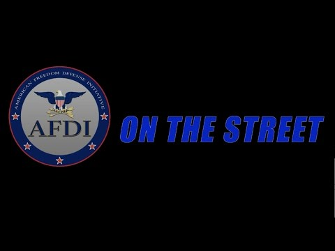 AFDI ON THE STREET: New Yorkers Prefer Martial Law to Trump, Agree with Rosie O'Donnell