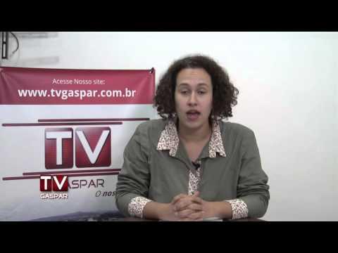 Boletim das chuvas TV Gaspar